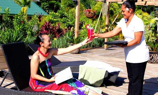 hotel service samoa