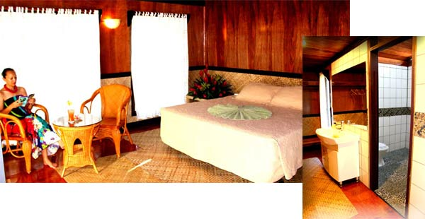hotel rooms samoa